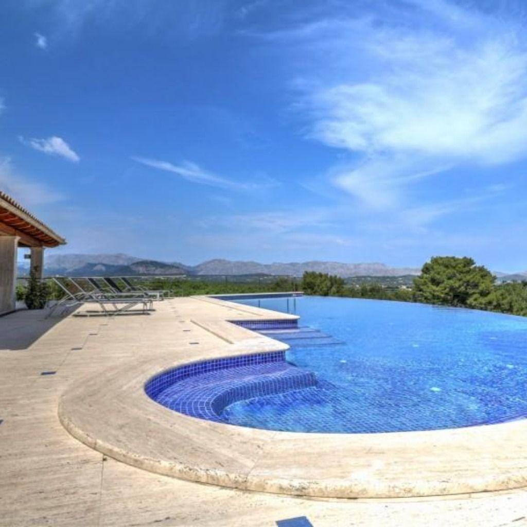 Esta propiedad en venta en Alcudia, al norte de Mallorca