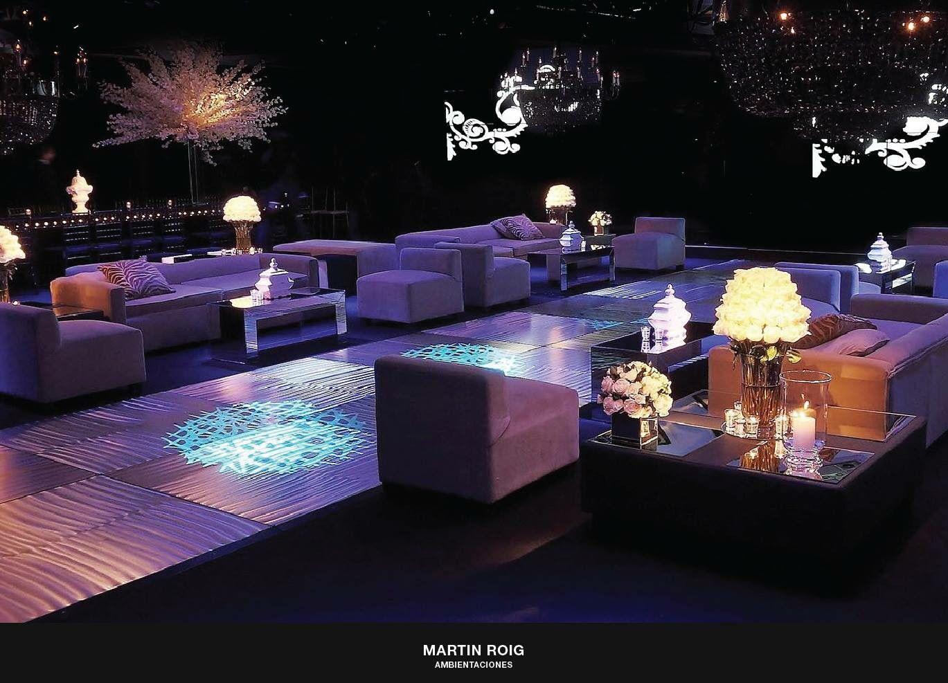 Martin Roig Ambientaciones Iluminacion De Eventos Decoracion De Eventos Fiestas Y Eventos