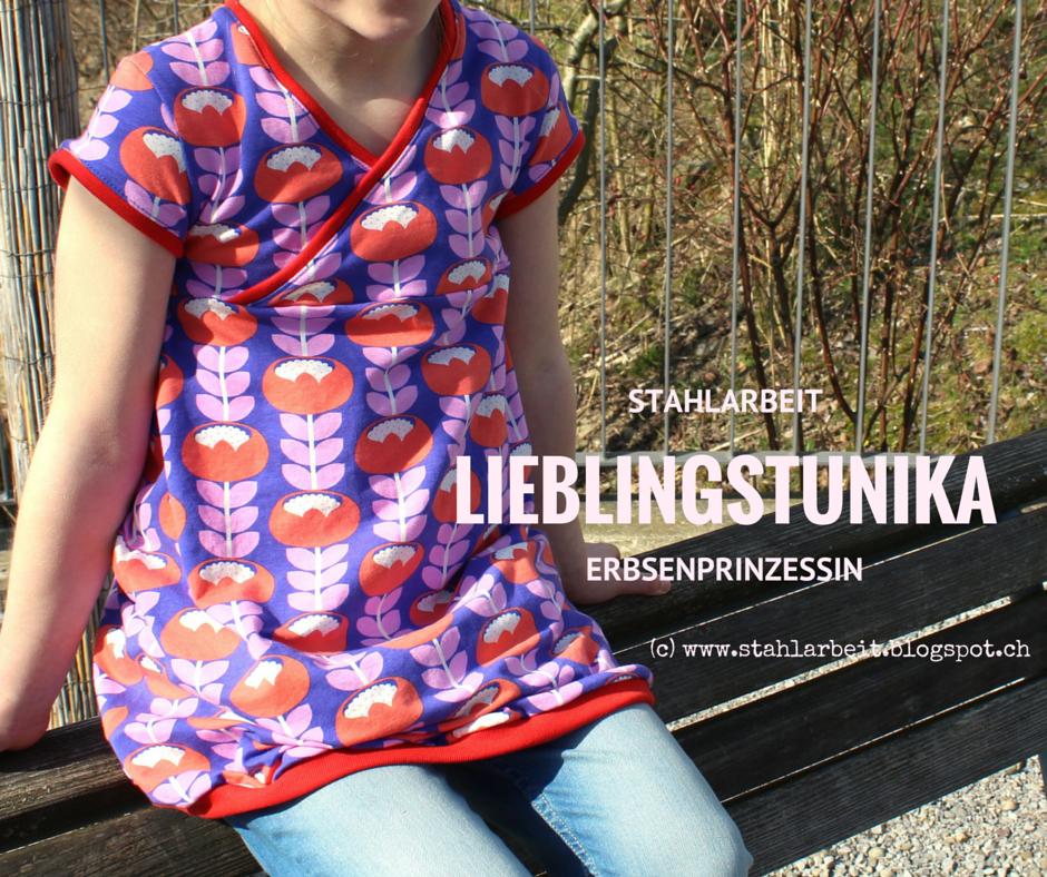 Lieblingstunika, Erbsenprinzessin, #erbsenprinzessin, #lieblingstunika, Alles-für-Selbermacher, Rebekah Ginda