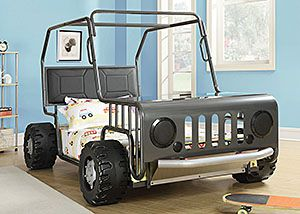 Gunmetal Jeep Car Bed Category Youth Gunmetal Jeep Car Bed Html