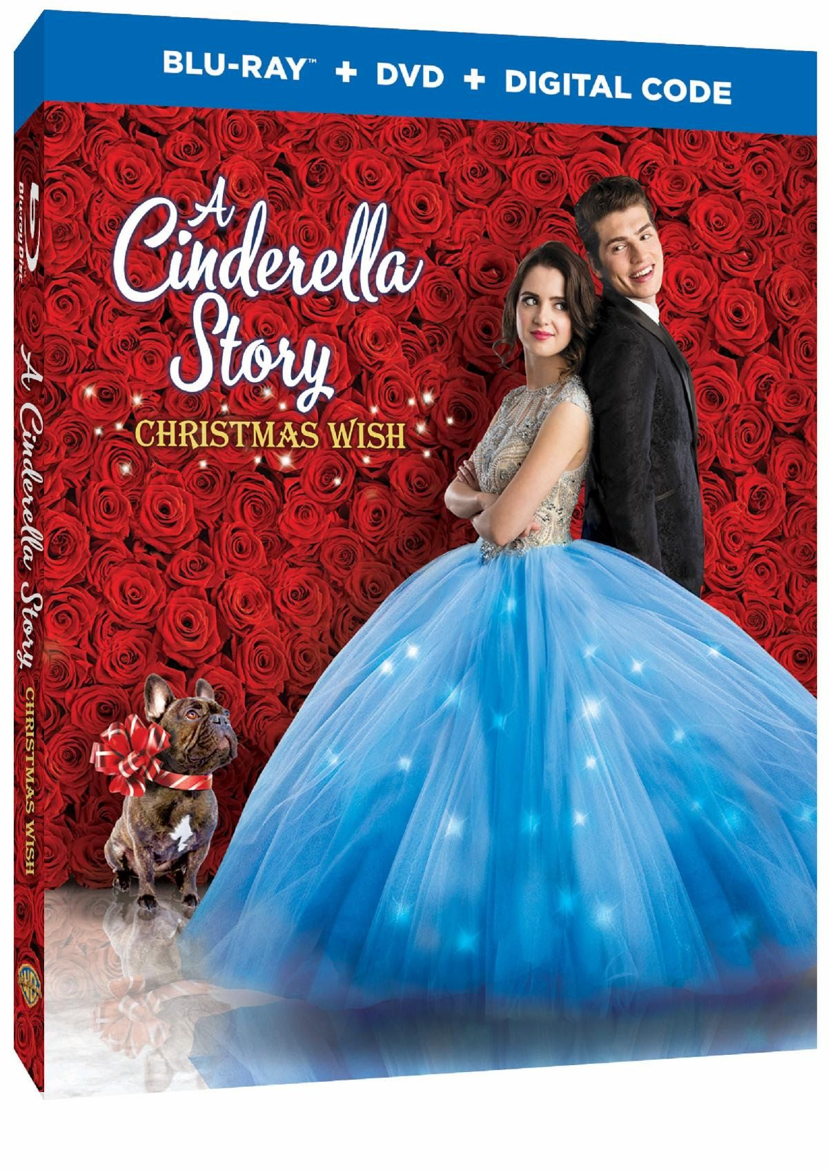A Cinderella Story Christmas Wish Now Available On Blu Ray Dvd A Cinderella Story Cinderella Cinderella Story Movies