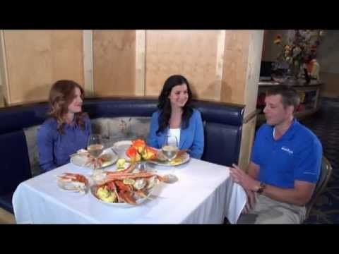 Vacation Channel - How to crack crab legs