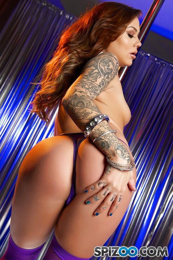 Stripper- tatoo