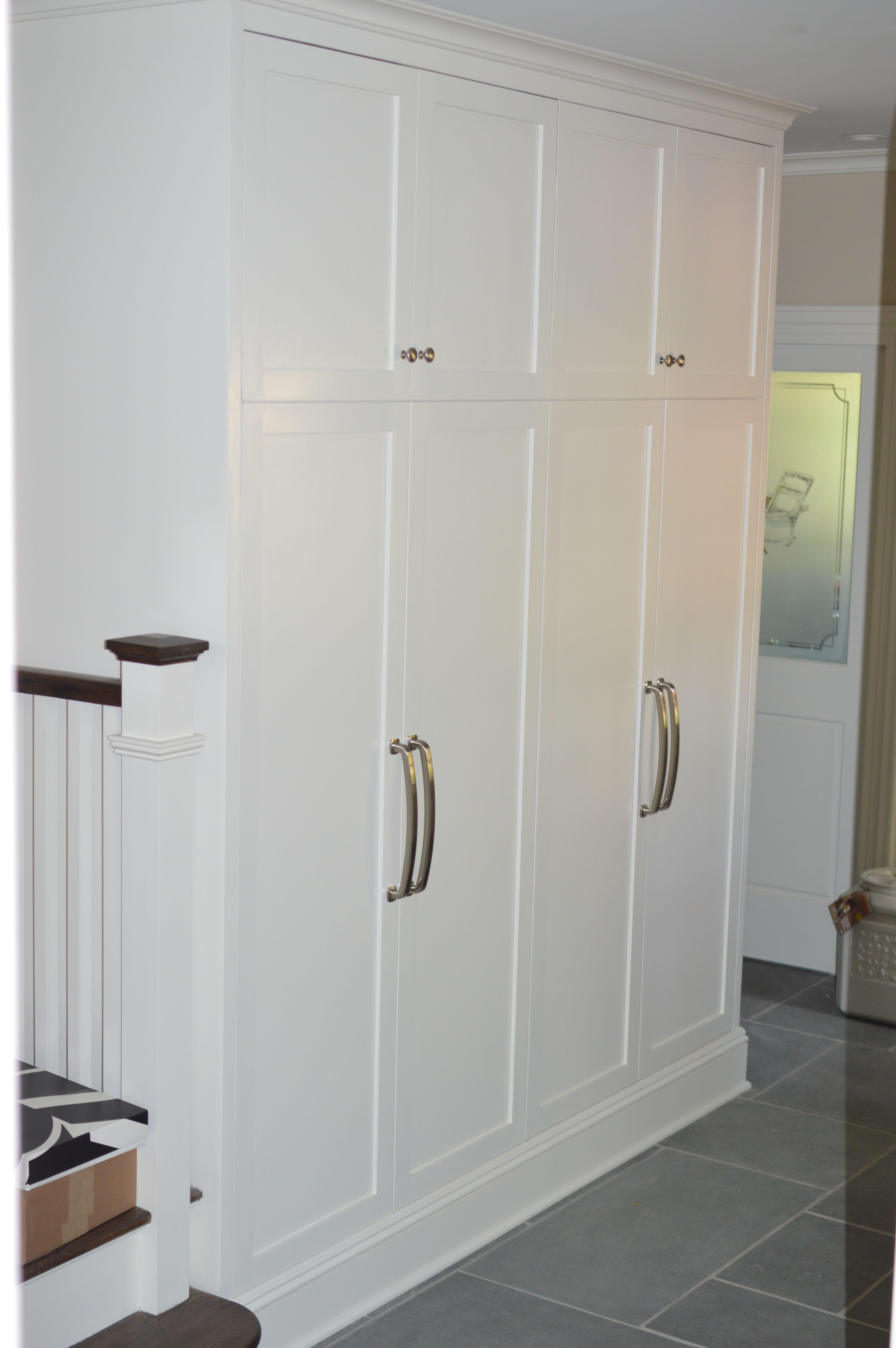 mudroom closet