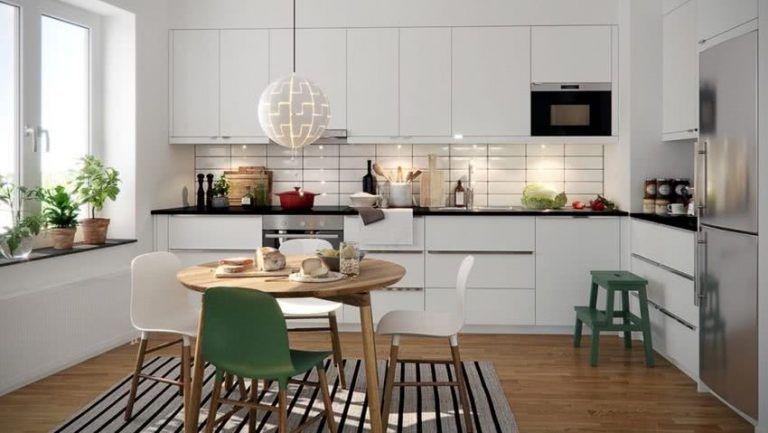 Colores Para La Cocina 2020 Tendencias E Imagenes Con Imagenes