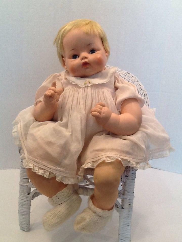 Pin On Madame Alexander Baby Dolls Vintage