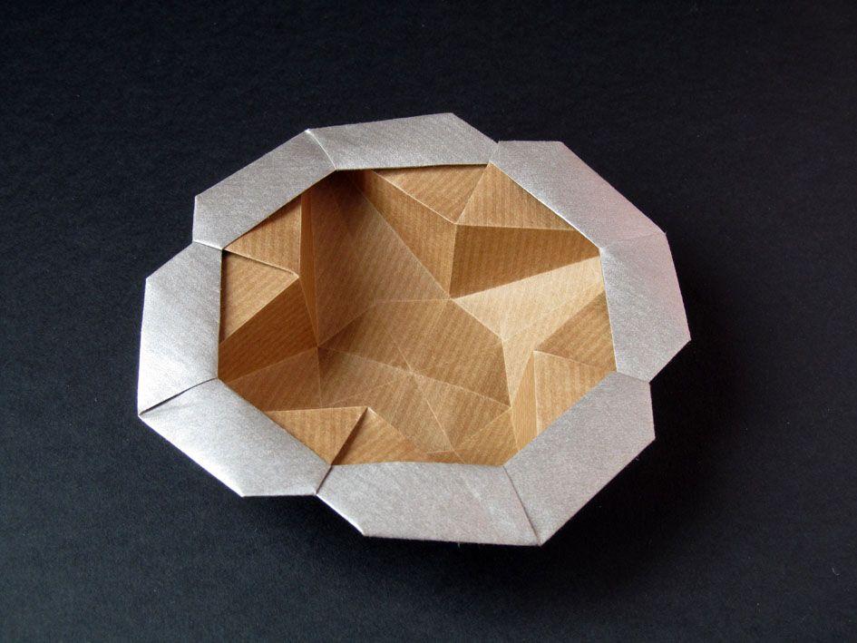 Scatola stella fiore star flower box origami realized with a scatola stella fiore star flower box origami realized with a square mightylinksfo