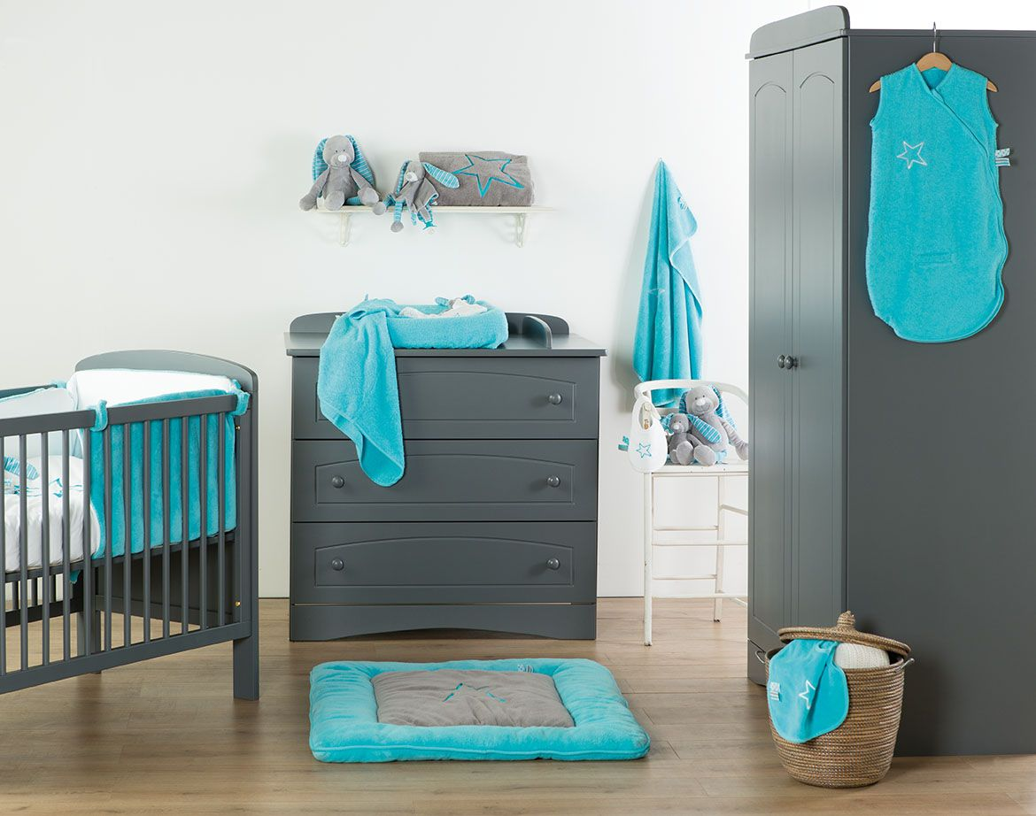 Pericles Chambre Sophie Moon Grey Http Www Pericles Be Fr Chambres 1215 Sophie Moon Grey Wit Kinderkamer