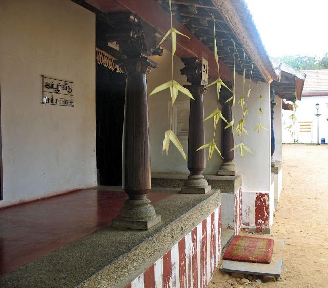 Exterior Of Traditional Home In South India My Dream House