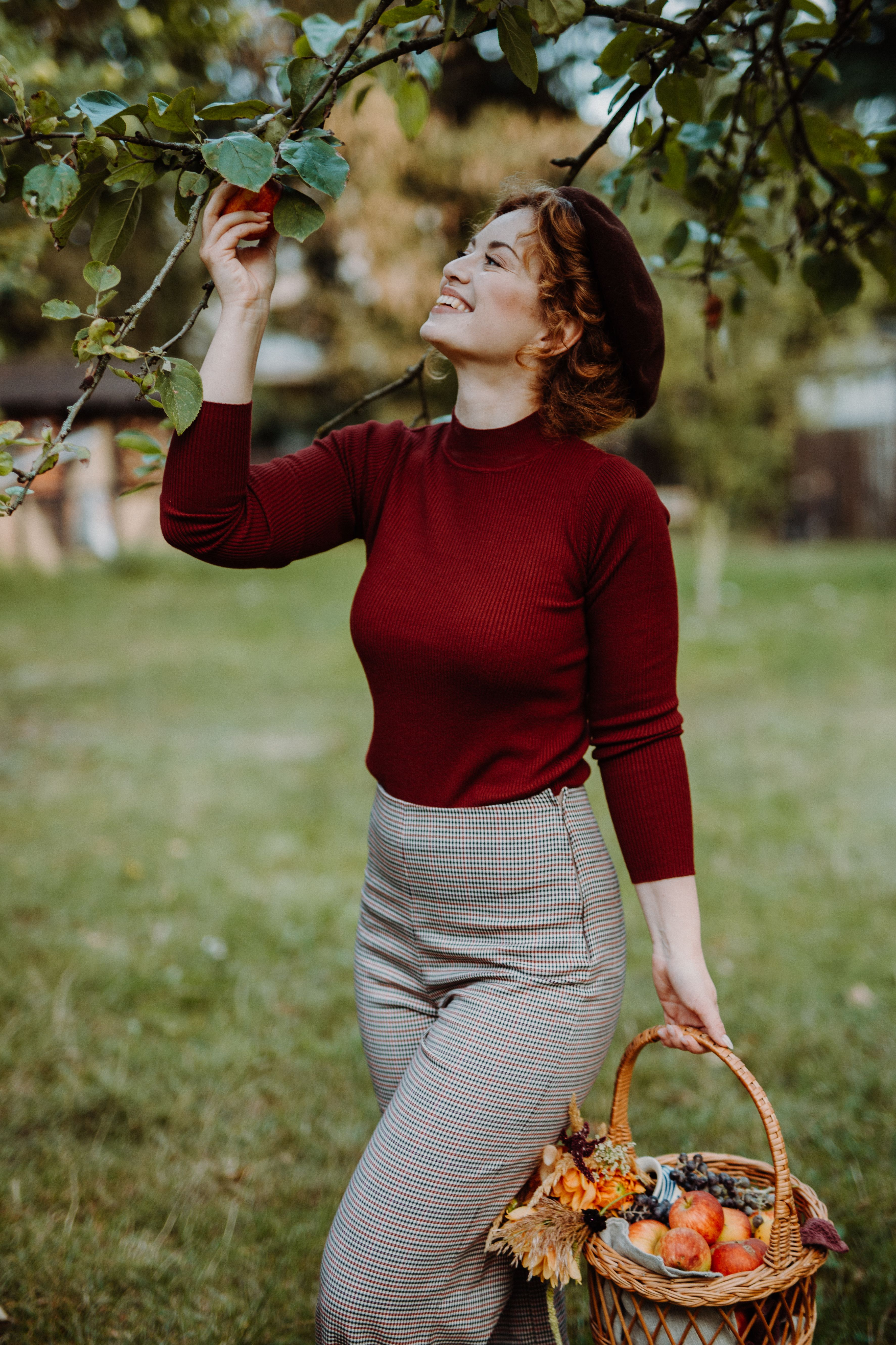 Pin Von Beautiful Thingsss Auf Vintage 2 Outfit Herbstshooting Victoria