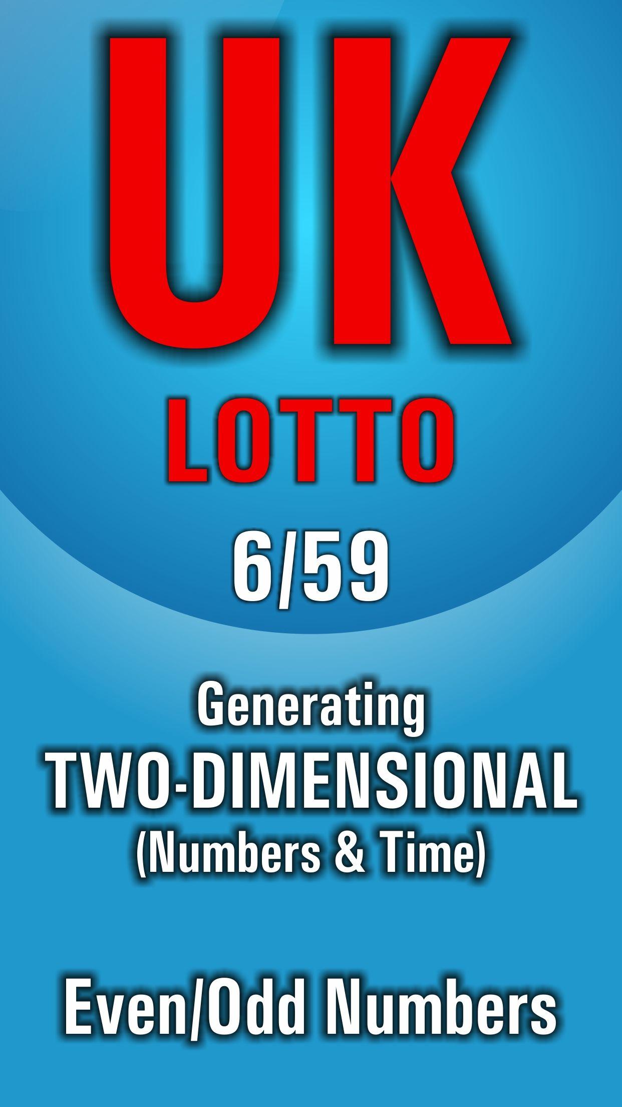 UK Lotto 6/59