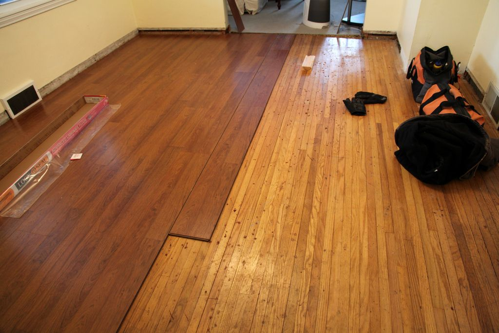 Different Hardwood Floors In Different Rooms New Laminate