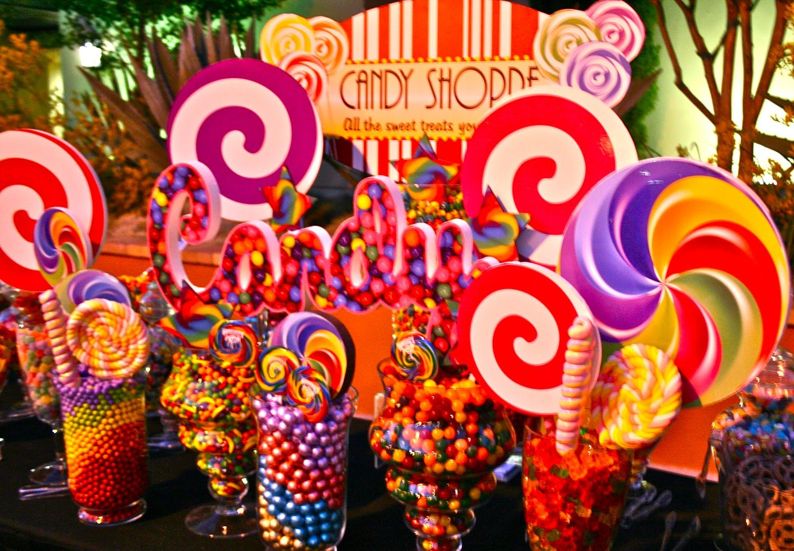 candyland sweet 16 - Google Search | my sweet 16 | Pinterest