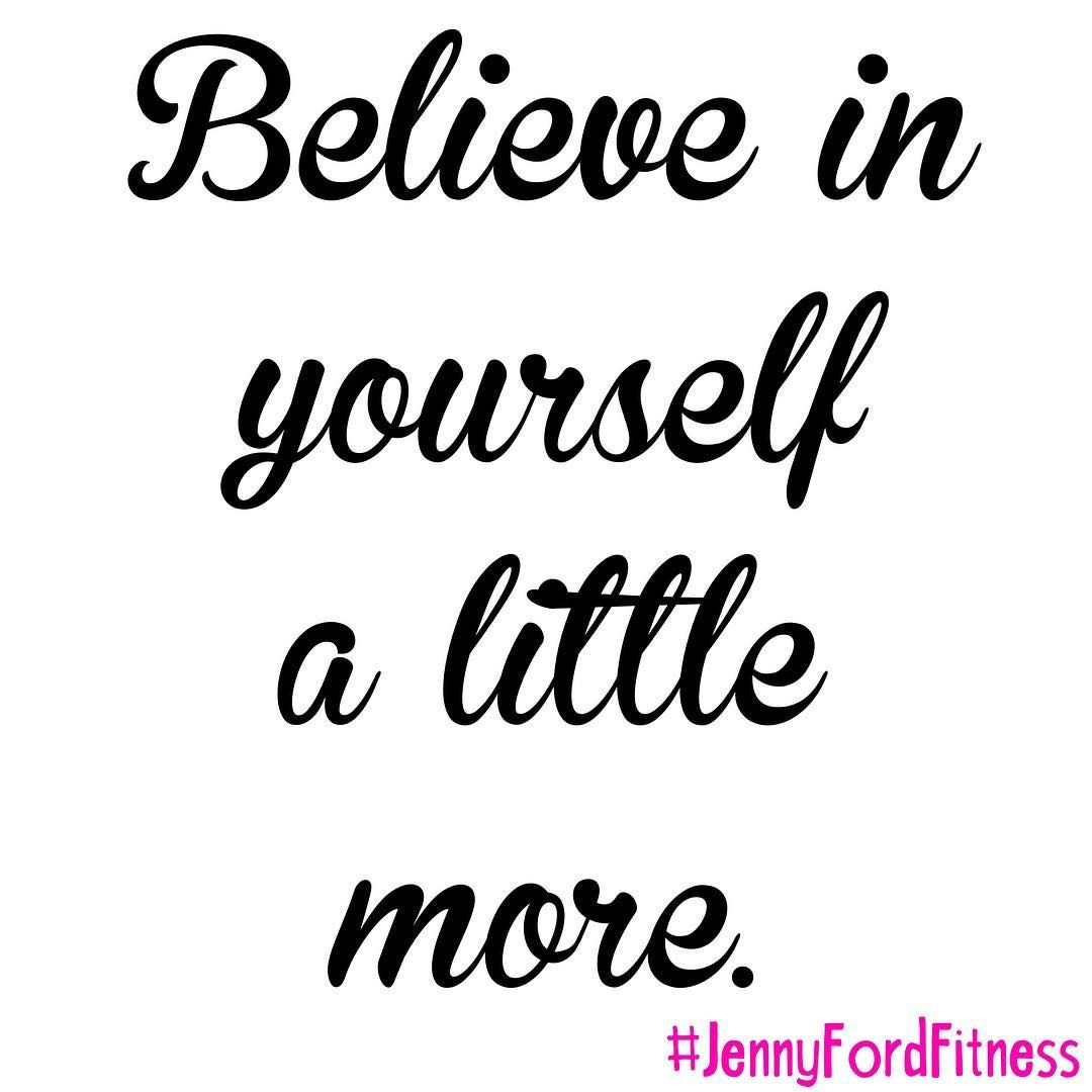 Belief is magic! Your mind will believe what you tell it. Therein lies the power! If you can believe in yourself you can make anything happen!