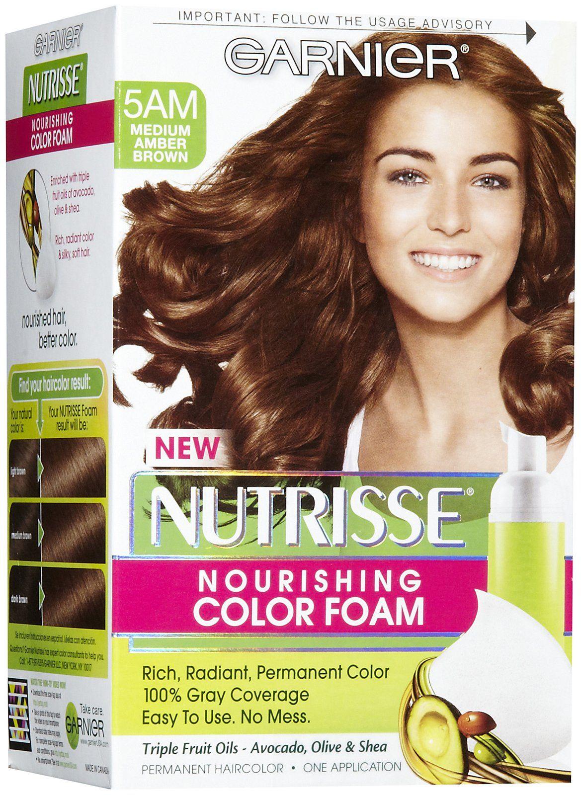CHEAP Garnier Nutrisse Nourishing Color Foam At Target