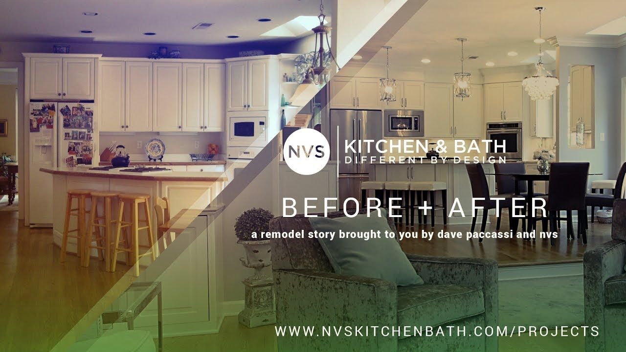 Http Www Nvskitchenbath Com Nvs Kitchen And Bath Features An Amazing Kitchen And Bathroom Remodel In North Kitchen Bathroom Remodel Remodel Kitchen And Bath