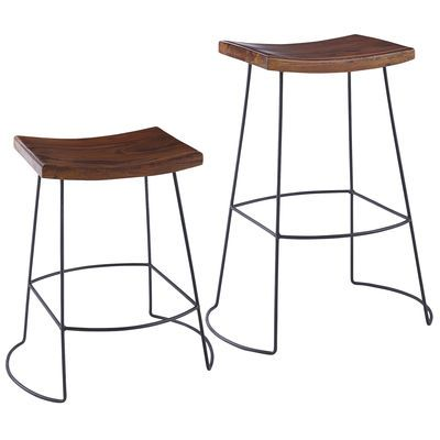 Ethan Backless Bar & Counterstools
