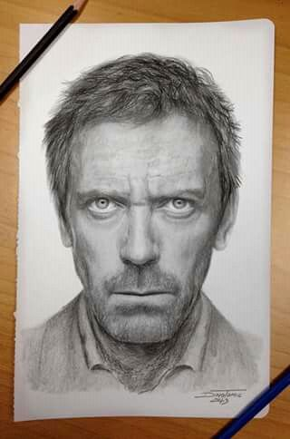 Pencil drawings by atomiccircus