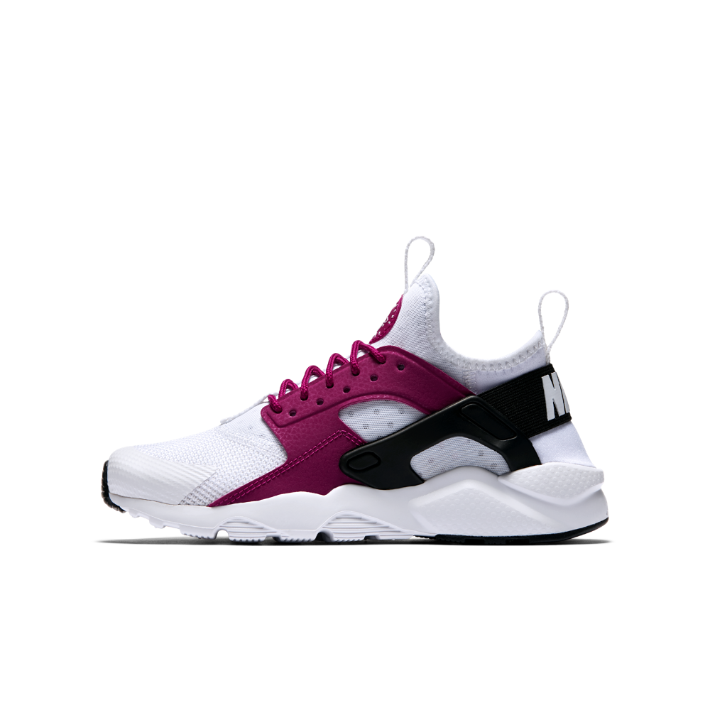 Nike Air Huarache Ultra Big Kids  Shoe Size 5.5Y (White)   Products ... fe1184c1368