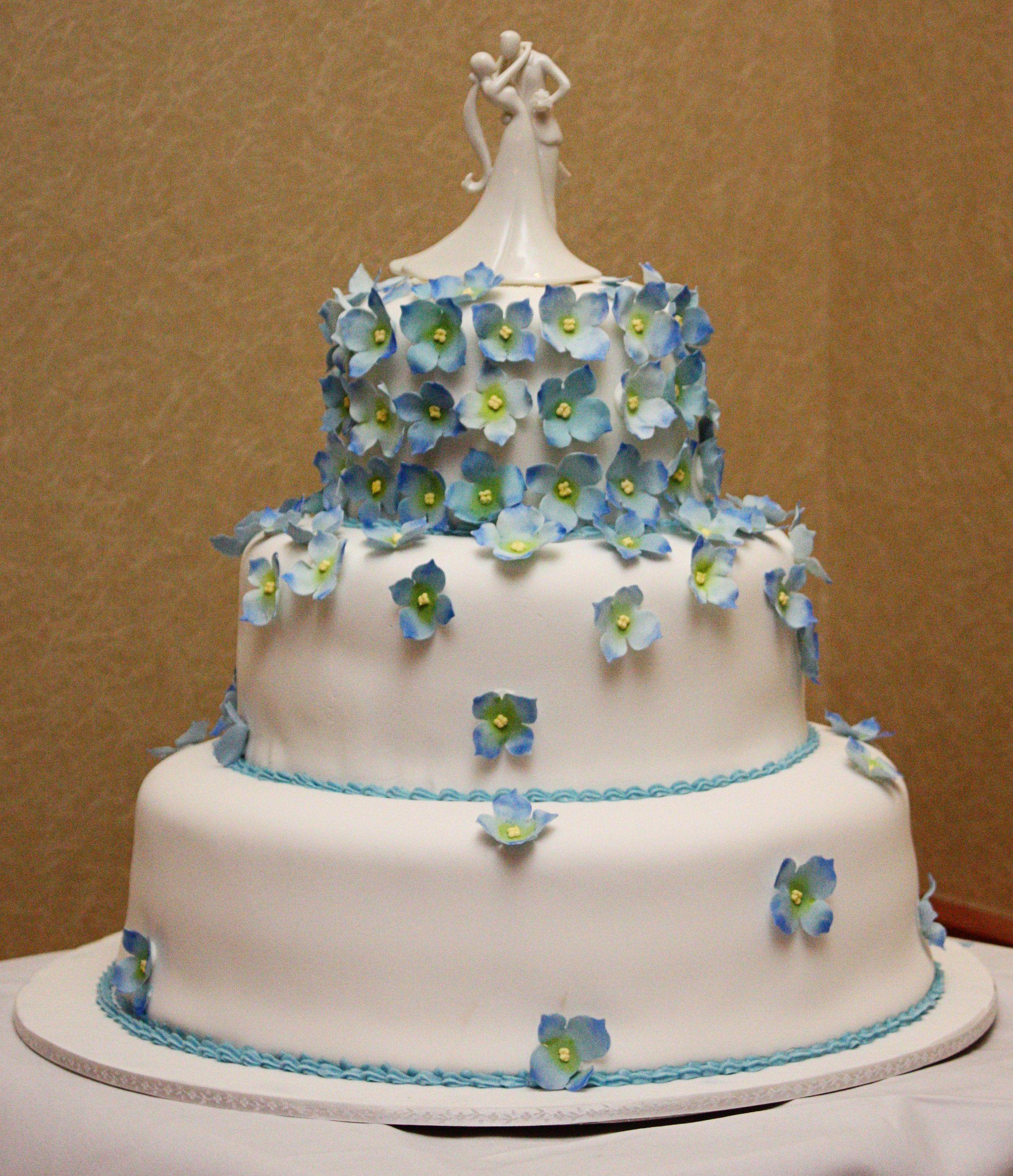 my wedding cake, by kimberly middleton