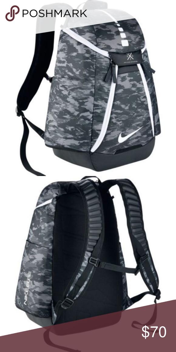 Unisex- Nike Hoops Elite Max Air Backpack- NWT The Nike Hoops Elite Max Air ab8bd4fcfd
