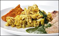 Indian spiced scrambled eggs recipe egg entrees and recipes indian spiced scrambled eggs forumfinder Choice Image