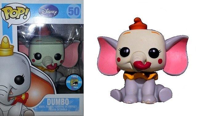 Funko Pop Dumbo Elephant Funko Pop Pop Vinyl Figures Rare Funko Pop Pop Vinyl Figures Rare