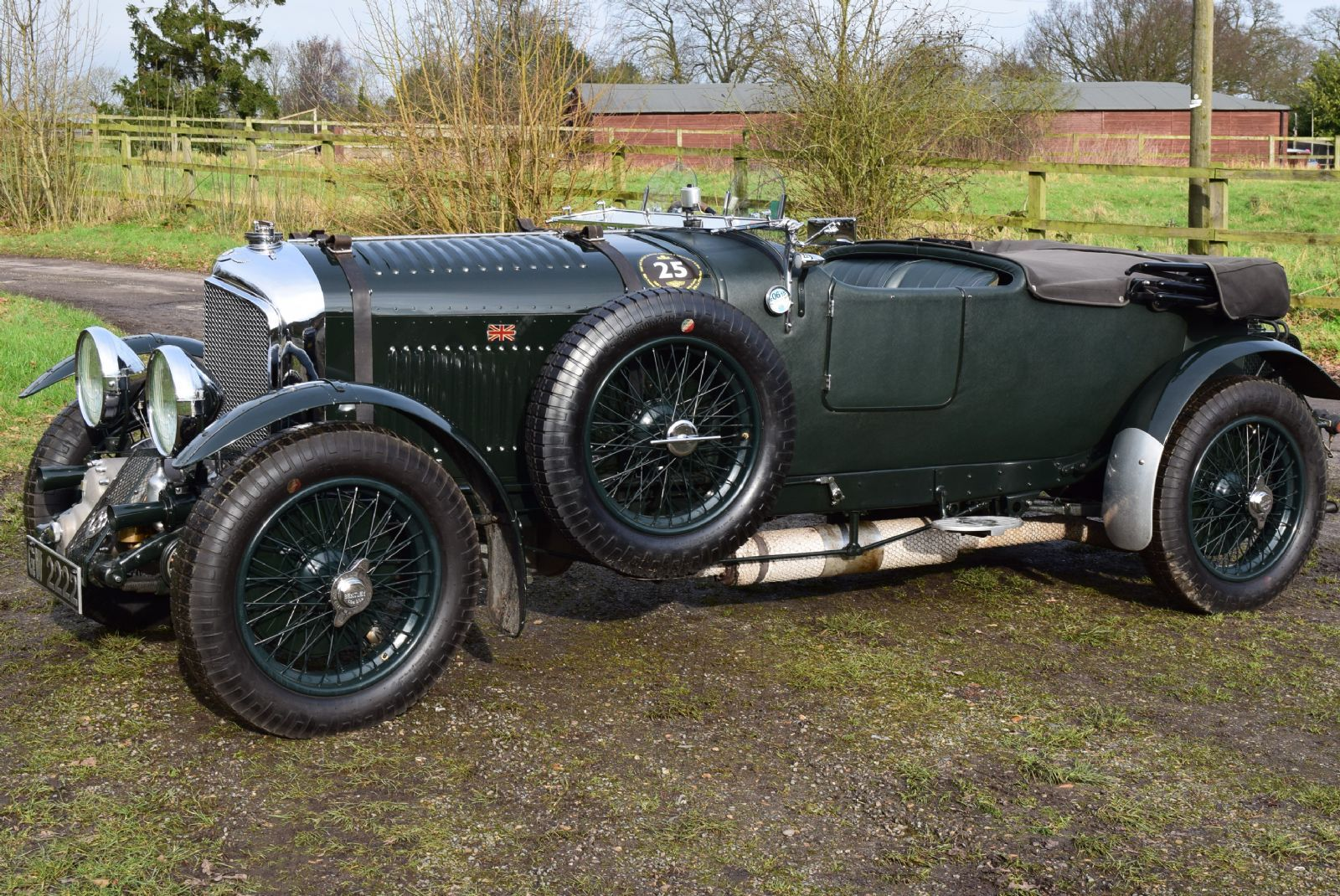 1931 VINTAGE BLOWER BENTLEY No 25 (ONE OF THE ORIGINAL 50) | classic ...