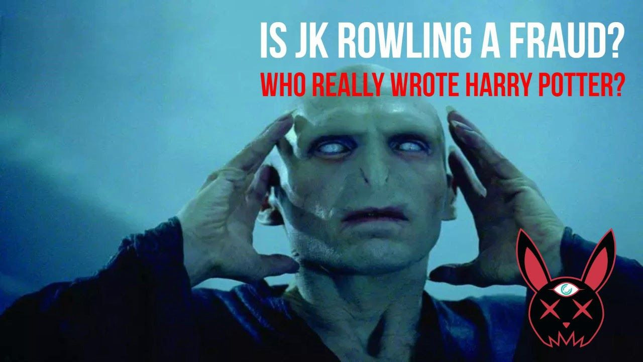 Did Jk Rowling Really Write The Harry Potter Books Harry Potter Books Jk Rowling Rowling