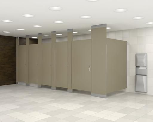 commercial bathroom stall dividers - Bathroom Stall Dividers