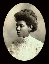 edwardian hairstyle african