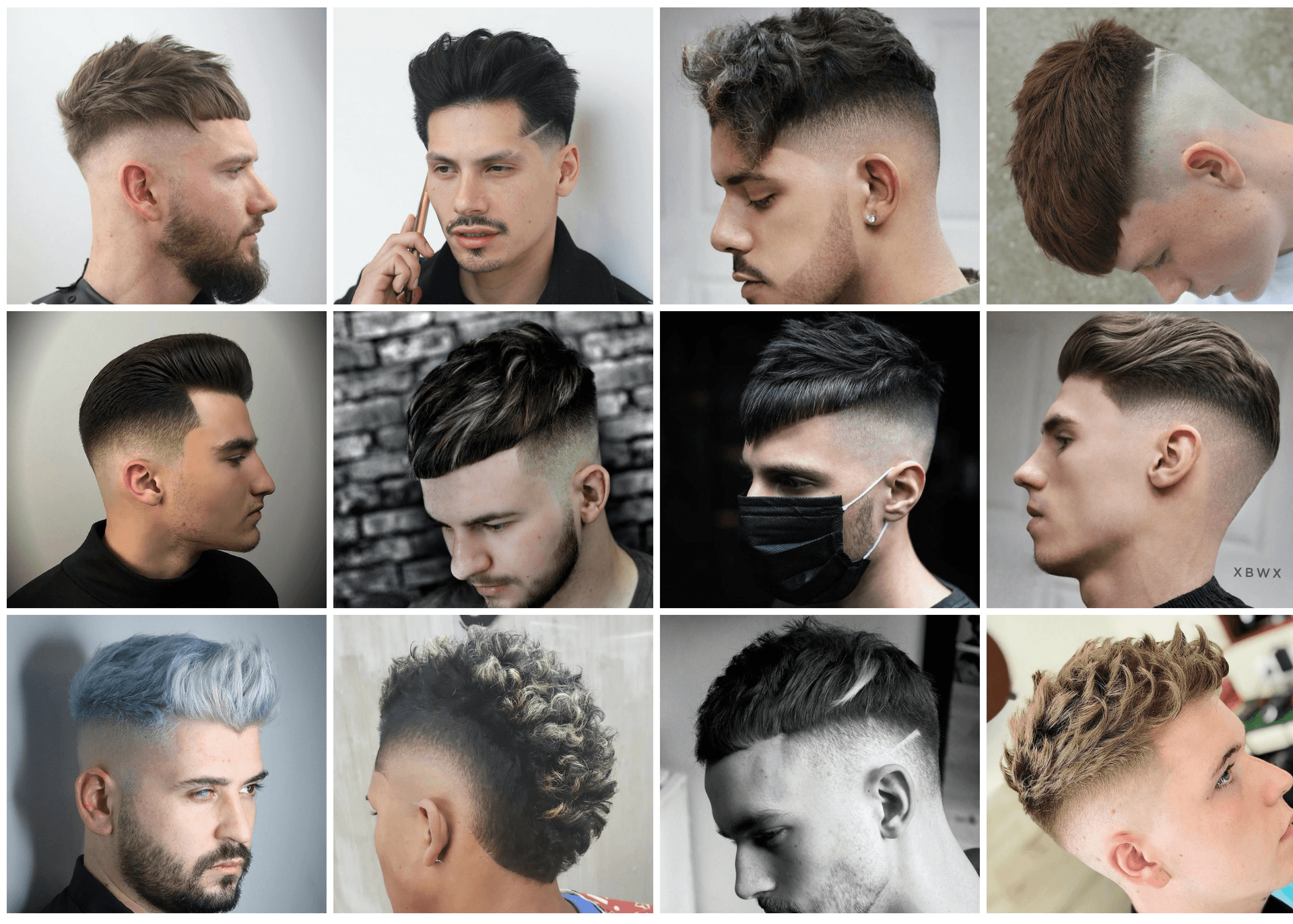 27 awesome mens fade haircuts & variations for summer 2018