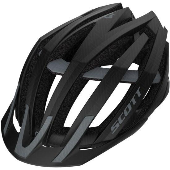 Helmet Scott Vanish Evo Mtb Ce Black Matt Grey S Scott Bikes
