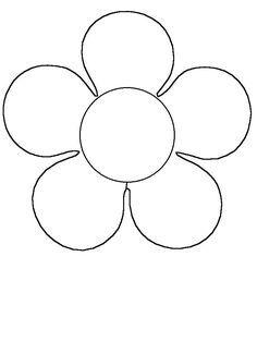 Tipos De Dibujos De Flores Para Colorear E Imprimir Para Ninos