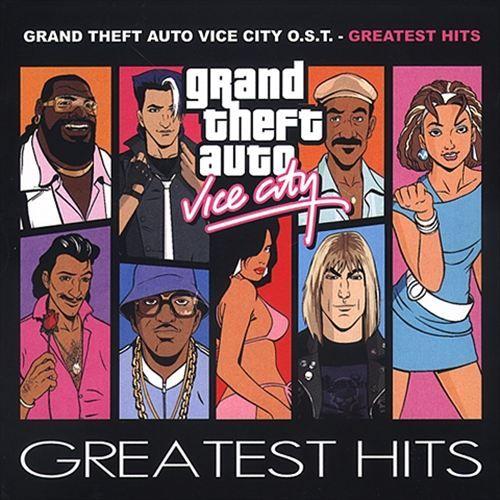 Grand Theft Auto Vice City Greatest Hits Original Game Soundtrack Similar Allmusic Grand Theft Auto Gta Greatest Hits