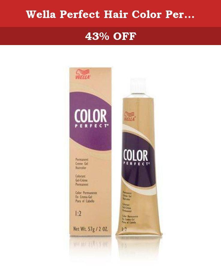 7a hair color wella