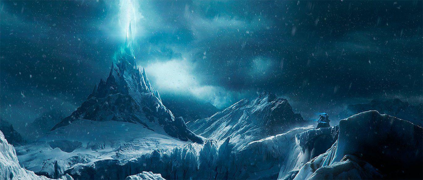 The Frozen Throne By Janvavrusa On Deviantart Sci Fi Fantasy In