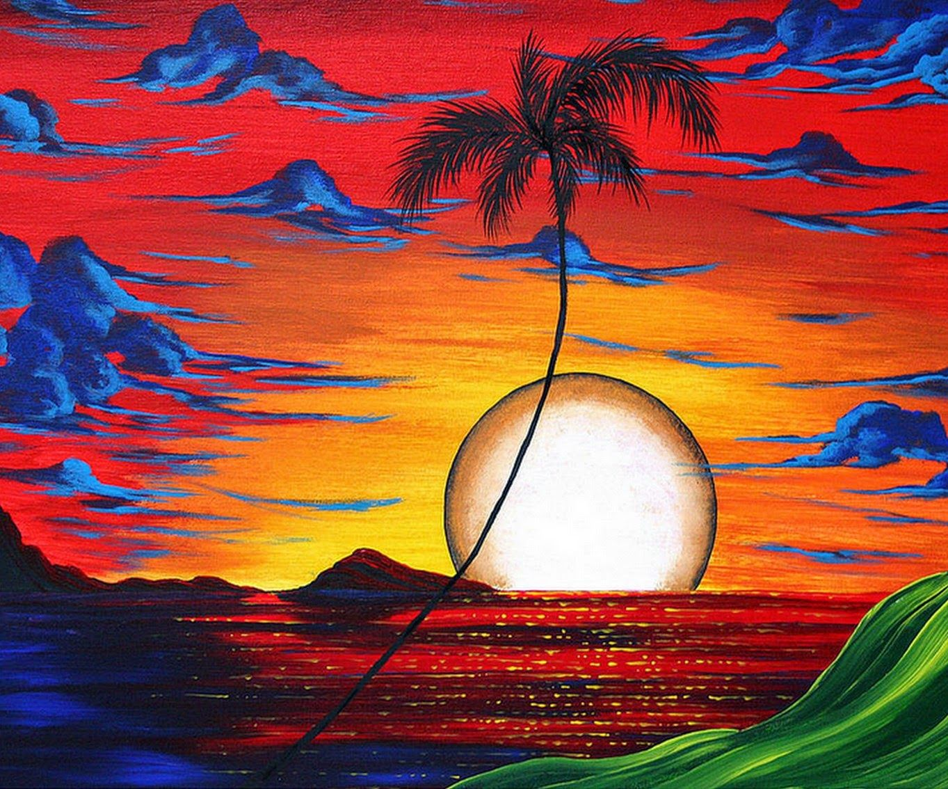Dibujos De Paisajes Buscar Con Google Pinturas Abstractas Paisajes Pintados Con Acuarela Dibujos Abstractos