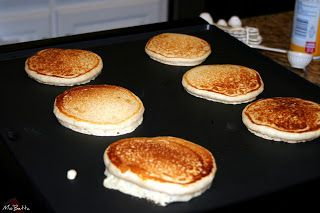 Makin' it Mo' Betta: Healthier Pancakes for Father's Day