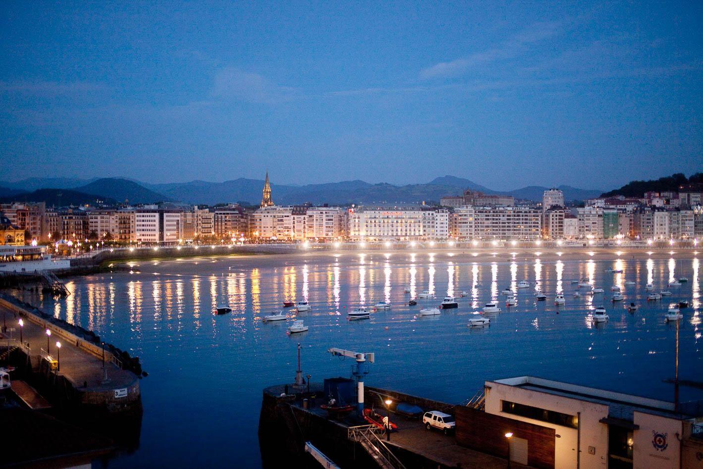 Mondon valinnat 2015: San Sebastián. Herkuttelijan ykköskohde on Espanjan San Sebastián.