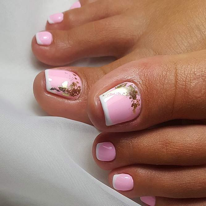 Cool New Nail Designs For Your Toes To Show Off This Season Nails