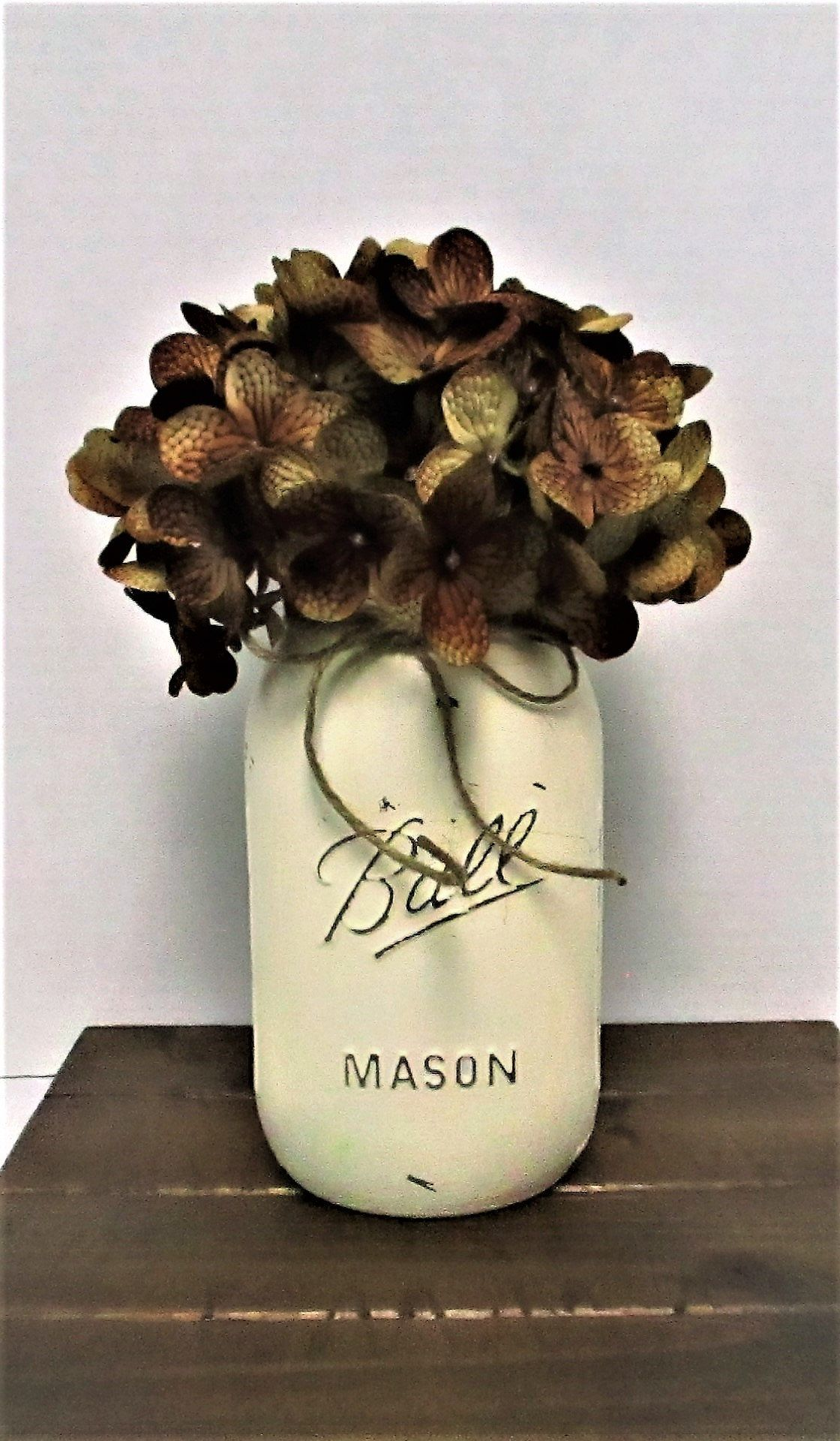 Mason Jar Fall Decor, Fall Centerpiece, Fall Decor, Fall Flowers,
