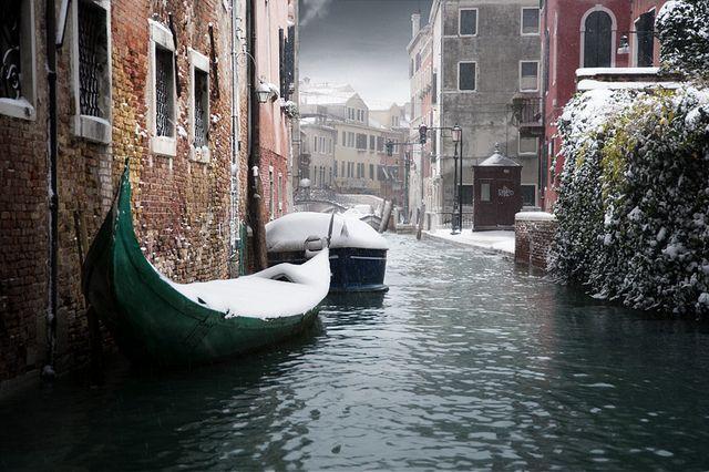 Un anno fa...    ::    Venezia  ::  By Giuseppe Desideri