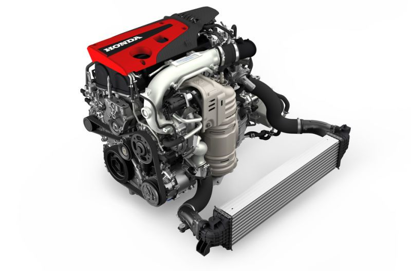 Honda Has A 306 Hp Crate Engine From The Civic Type R If You Want To Go Racing Honda Civic Type R Crate Motors Crate Engines