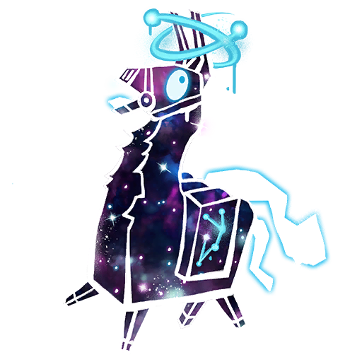 Fortnite Galaxy Skin Owners Soon To Receive A Galaxy Llama Spray We Sell Fortnite Accounts And Loot Crates Cheap Gaming Wallpapers Game Art Epic Games Fortnite