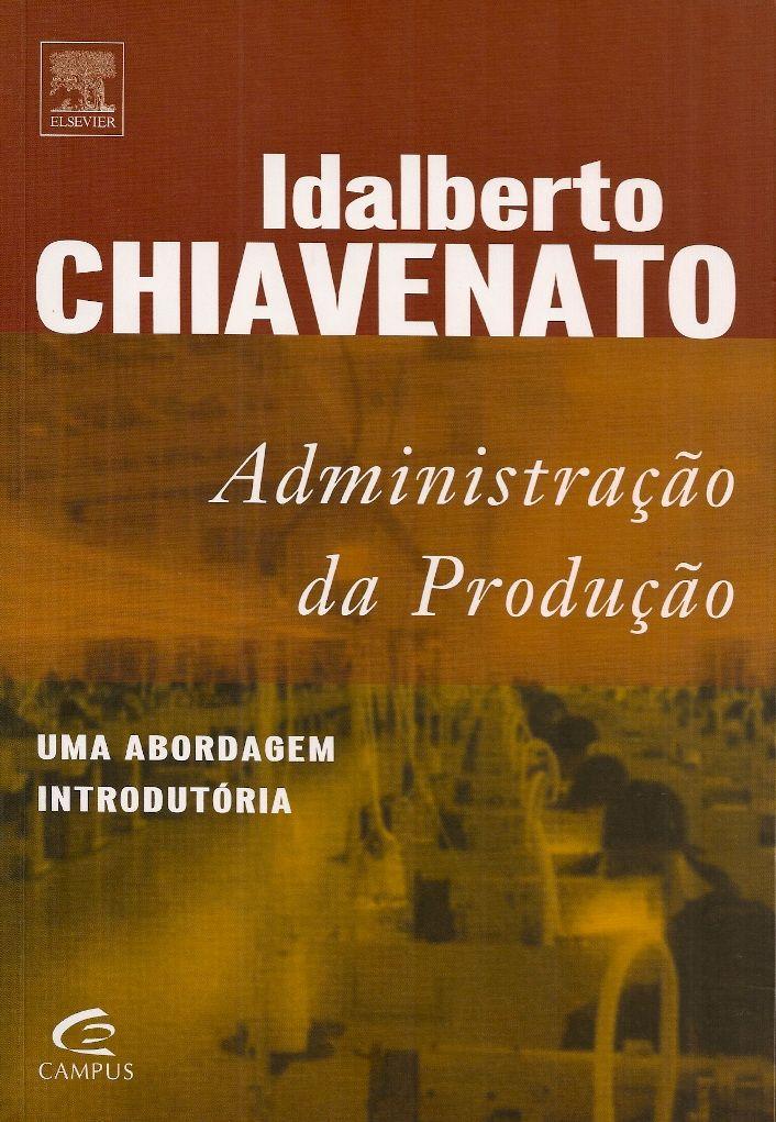 DE CHIAVENATO PARA IDALBERTO BAIXAR LIVROS
