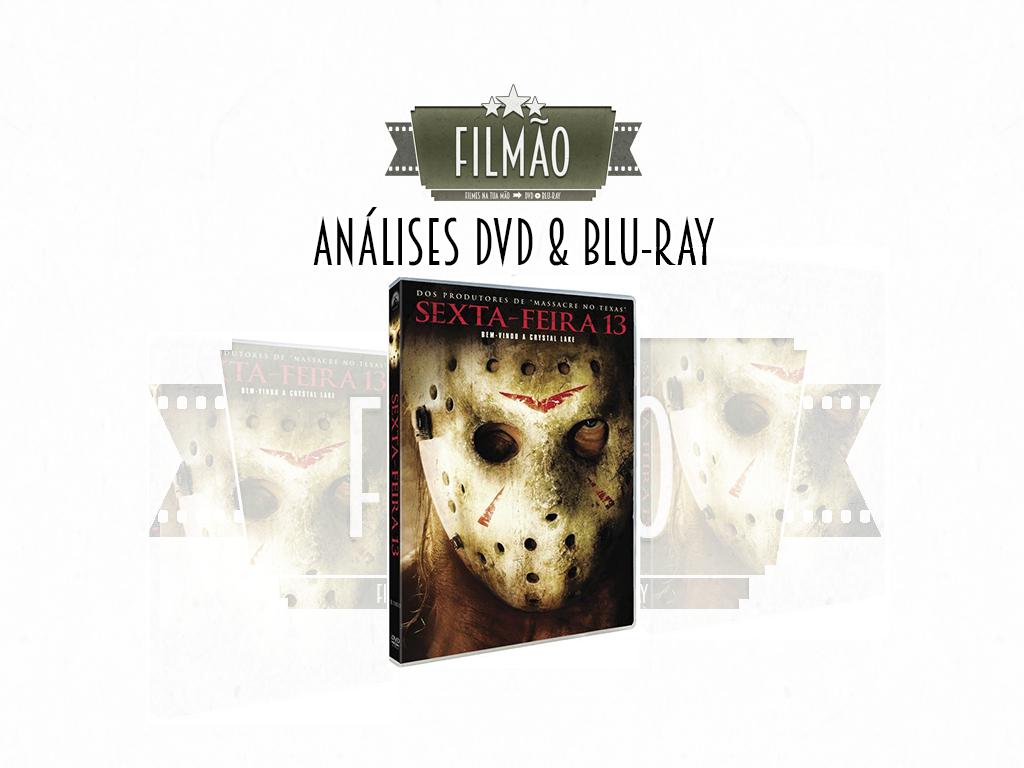 "#00003. Sexta-Feira 13 (2009) (2009) DVD - Edição ""Bloody"".  Veja em: https://www.youtube.com/watch?v=ahgoeBHr2cM  Subscreva: http://www.youtube.com/filmãoportugal  Filme com com Jared Padalecki, DANIEL PANABAKER, AARON YOO, AMANA RIGHETTI, TRAVIS VAN WINKLE, DEREK MEARS, ... Produzido por Michael Bay e realizado por Marcus Nispel"