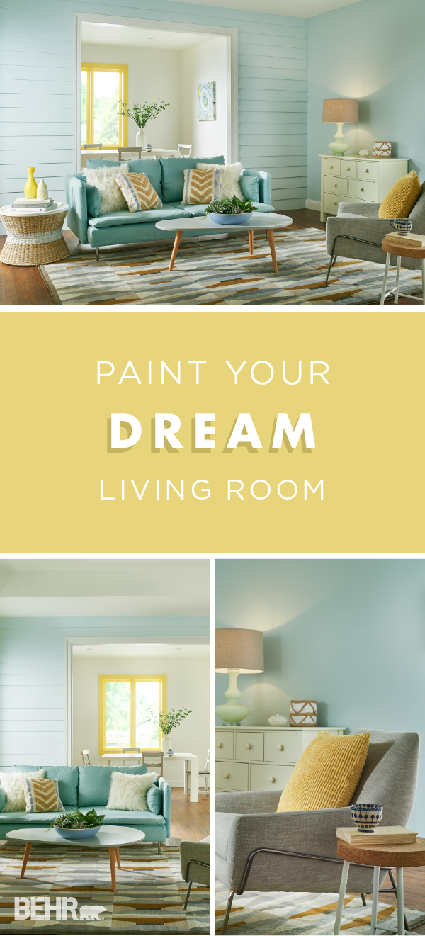 Painting Your Living Room Tiny Seating Thinking About But Having A Hard Time Visualizing The Perfect Color Scheme Use Colorsmart Tool By Behr To Preview Design