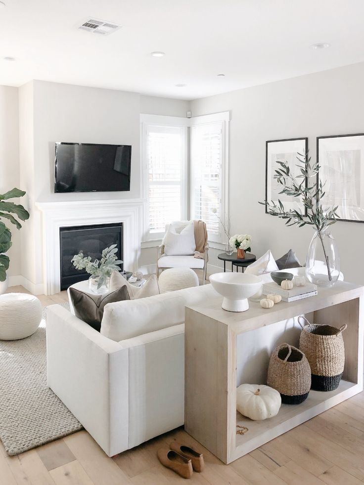 Photo of Our Living Room Reveal with Havenly — Girl Meets Gold