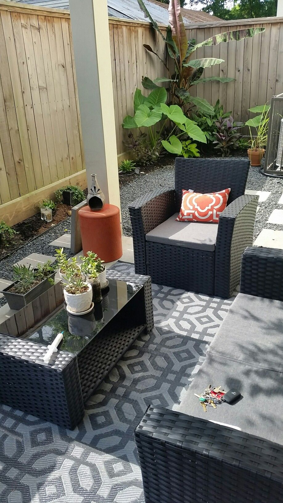 My backyard zen transformation | Outdoor decor, Outdoor ... on My Garden Outdoor Living id=12488